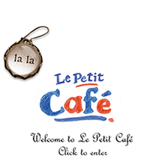 Welcome to Le Petit Café - Click to enter